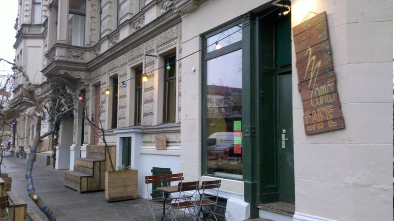 Cafe Mano Kreuzberg Berlin