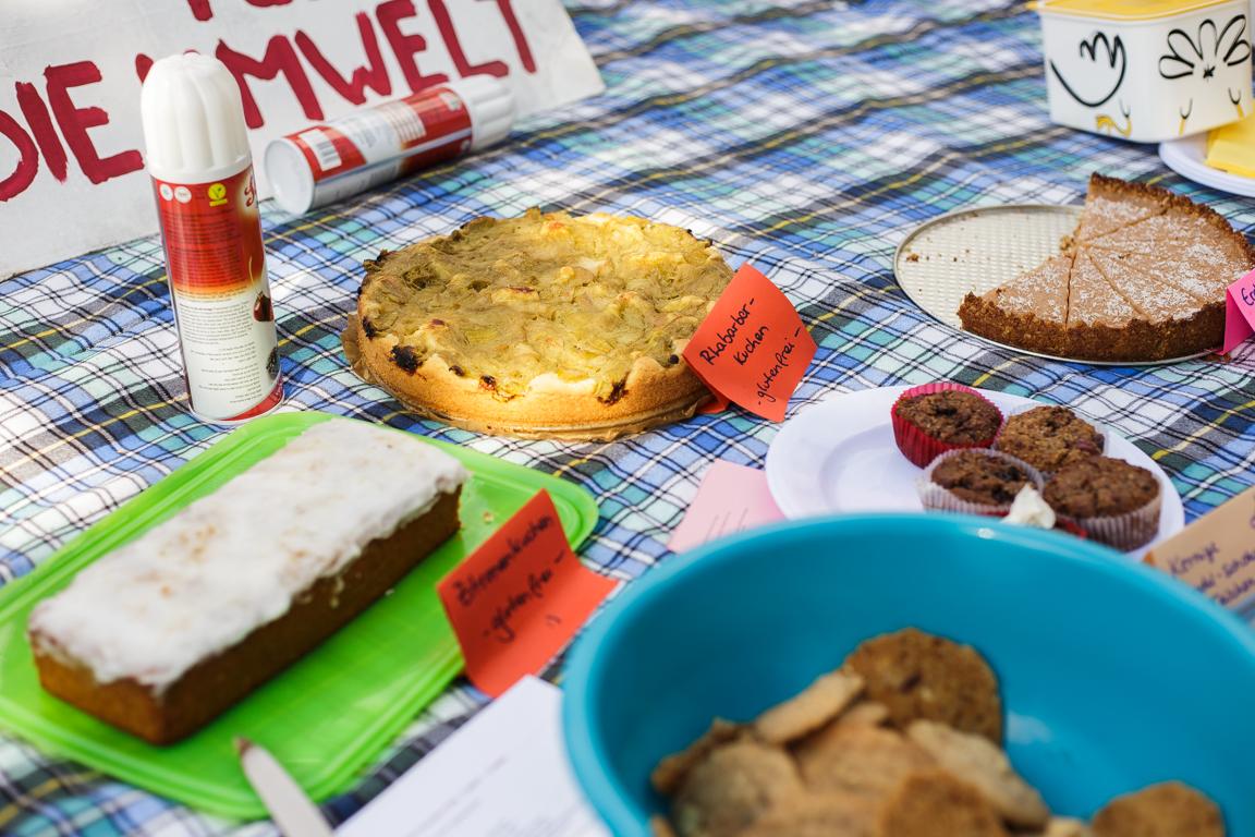Vegan Bake Sale Im Mauerpark Berlin Vegan