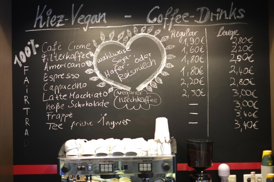 Kiez Vegan | Berlin-Vegan
