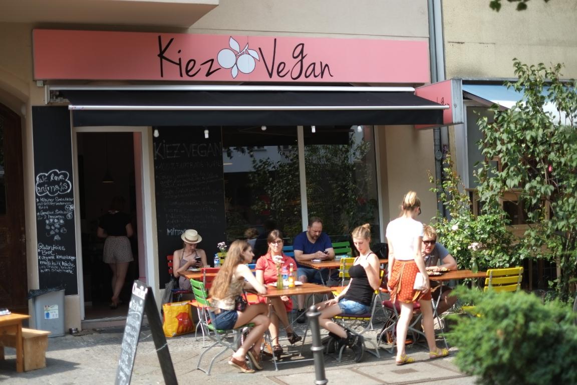 Kiez Vegan   Berlin-Vegan