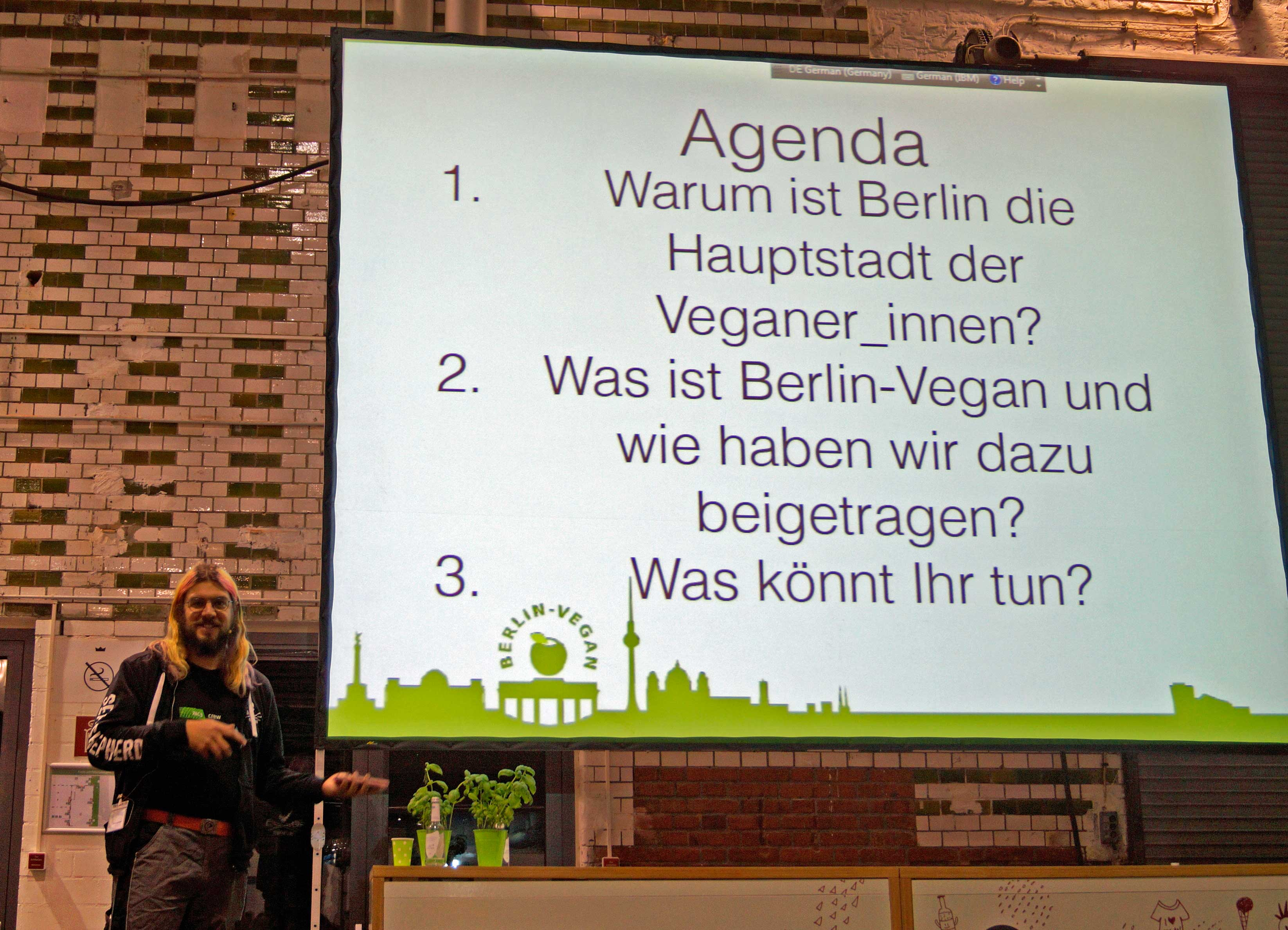 berlin-vegan auf der veggieworld 2016 | berlin-vegan