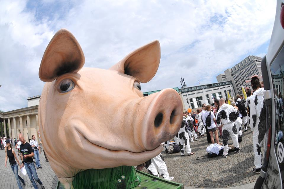 Veggie-Parade 2012